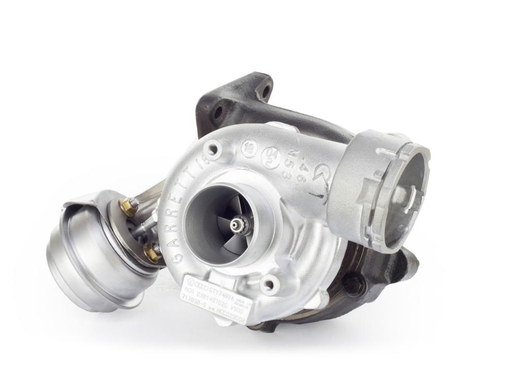 Turbo For Audi A4 A6 C5 C6 VW Passat 1.9 2.0 TDI AWX AVF BPW 717858 BLB